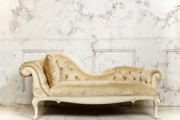 Furniture owns a personality and beauty of its own