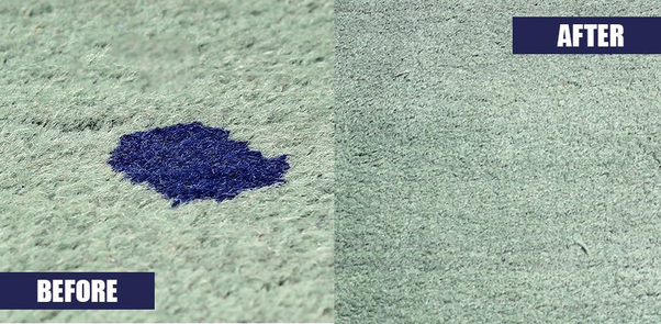 How to remove an Ink Stain from Carpet